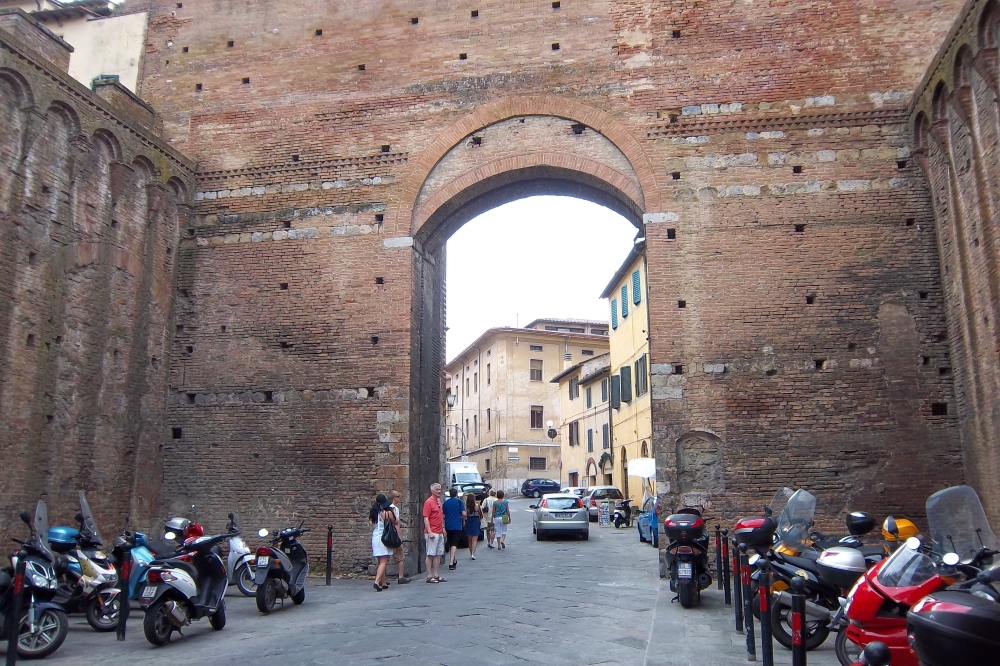 Scenes From Italy - Part Three:  Siena and Florence, Tuscany (2/6)