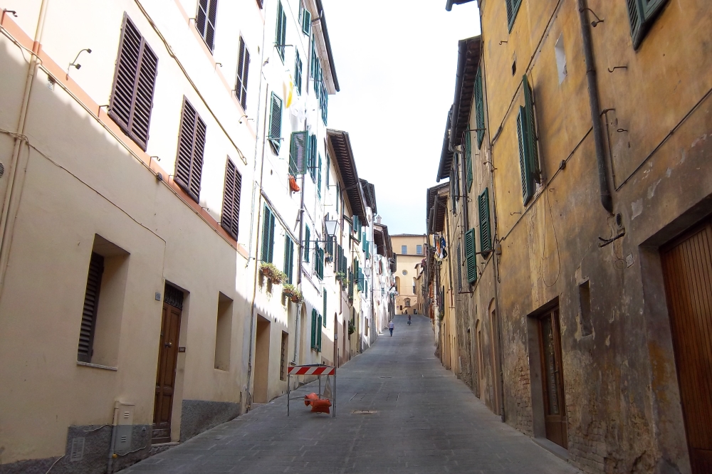 Scenes From Italy - Part Three:  Siena and Florence, Tuscany (3/6)