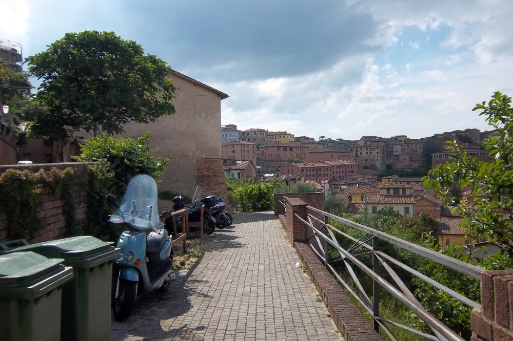 Scenes From Italy - Part Three:  Siena and Florence, Tuscany (4/6)