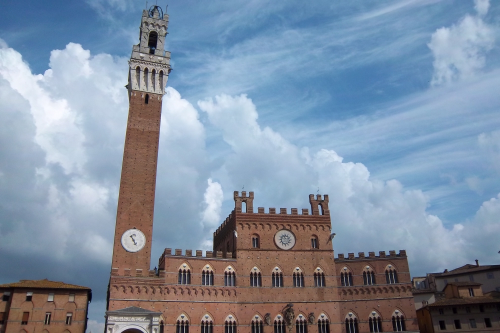 Scenes From Italy - Part Three:  Siena and Florence, Tuscany (5/6)