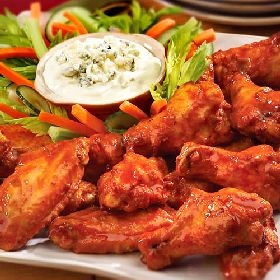 wings hot