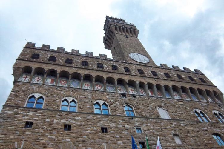 Palazzo Vecchio - Siena, Italy