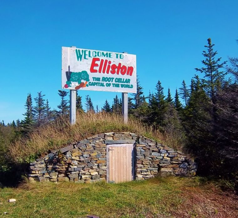 Elliston, root cellar capital of the world