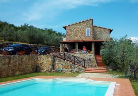Tuscan villa 063