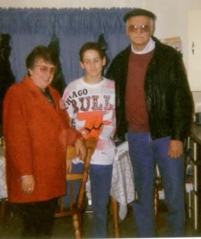 with Nan & Pop again