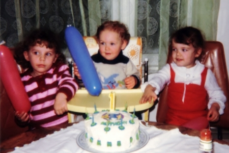 First Birthday - with Corina & Denise
