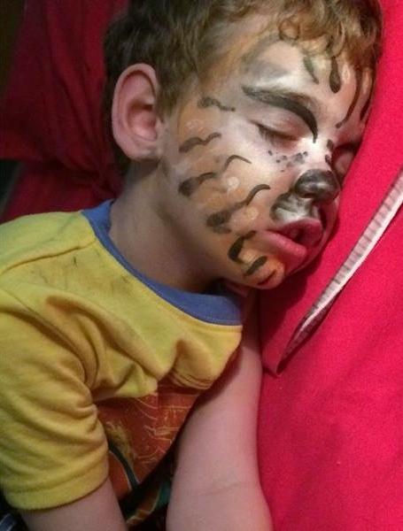 face-paint mask 2