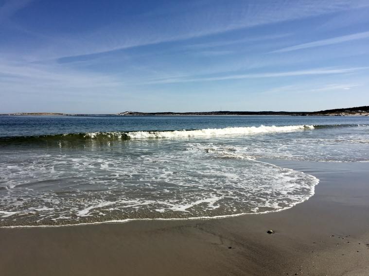 Lumsden Beach, Newfoundland and Labrador