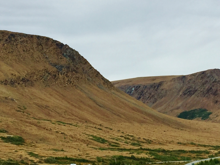 Tablelands, Gros Morne, NL